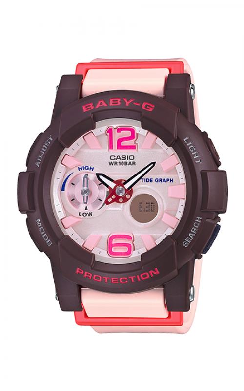 Baby-G Watch BGA180-4B4 product image