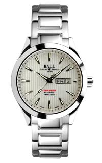 Ball Chronometer Red Label 43 MM NM2028C-SCJ-WH