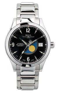 Ball Moon Phase NM2082C-SJ-BK