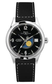 Ball Moon Phase NM2082C-LJ-BK