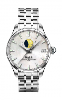 Ball Moon Phase NL3082D-SJ-WH