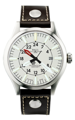 Ball Aviator GMT GM1086C-LJ-WH