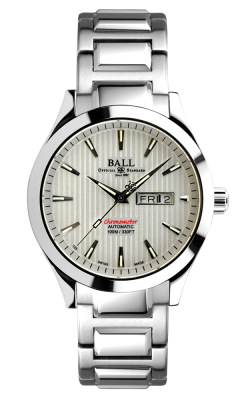 Ball Chronometer Red Label 43 MM Nm2028c-scj-wh