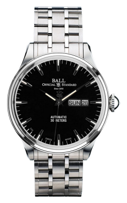 Ball Trainmaster Eternity Nm2080d-sj-bk