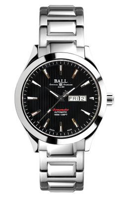 Ball Chronometer Red Label 43 MM NM2028C-SCJ-BK