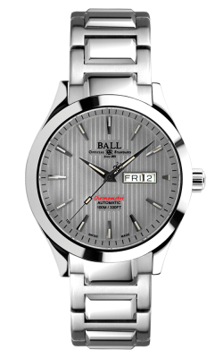 Ball Chronometer Red Label 43 MM NM2028C-SCJ-GY product image