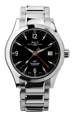 Ball Ohio GMT GM1032C-L1J-BK