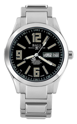 Ball Arabic 38 MM NM1016C-S1A-BK