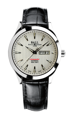 Ball Red Label Chronometer NM2028C-LCJ-WH