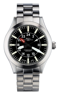 Ball Aviator GMT GM1086C-SJ-BK