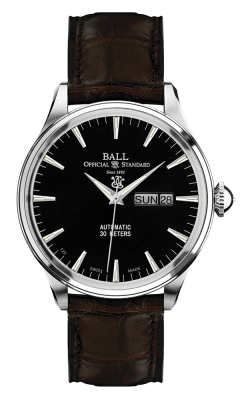 Ball Trainmaster Eternity NM2080D-LJ-BK