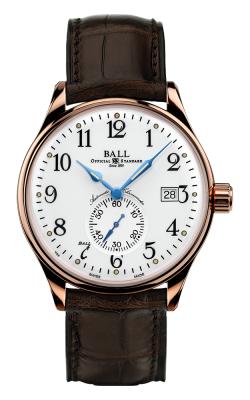 Ball Standard Time NM3888D-PG-LCJ-WH