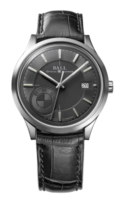 Ball Classic NM3010D-LCFJ-GY black
