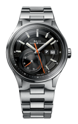 Ball Power Reserve PM3010C-SCJ-BK