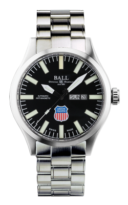 Ball Big Boy NM1080C-S2-BK