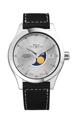 Ball Moon Phase NM2082-LJ-WH