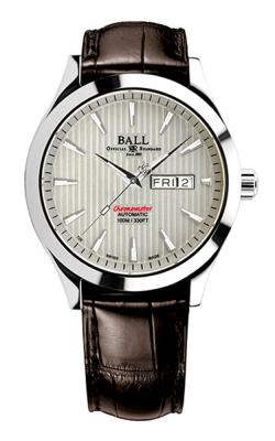 Ball Chronometer Red Label 43 MM NM2028C-LCJ-SL-brown