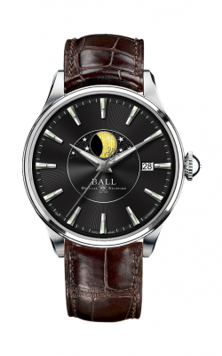 Ball Moon Phase NM3082D-LLFJ-BK