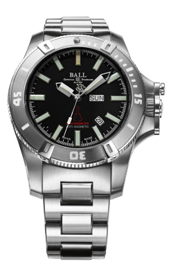 Ball Silver Fox DM2036A-S8C-BK