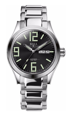 Ball Genesis NM2026C-S7-BK