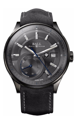 Ball Power Reserve PM3010C-L1CJ-GY-BK