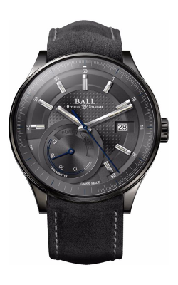 Ball Power Reserve PM3010C-L2CJ-GY-BK