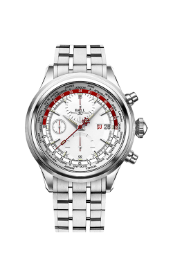 Ball Worldtime CM2052D-S1J-SLRD product image