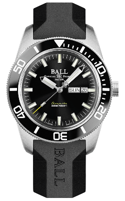 Ball Skindiver Heritage DM3308A-PC-BK