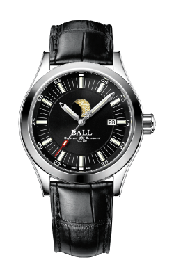 Ball Moon Phase NM2282C-LLJ-BK