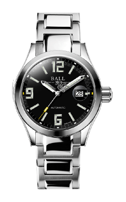 Ball Legend (31mm) NL1026C-S4A-BKGR