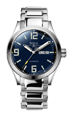 Ball Legend (43mm) NM9328C-S14A-BEYE