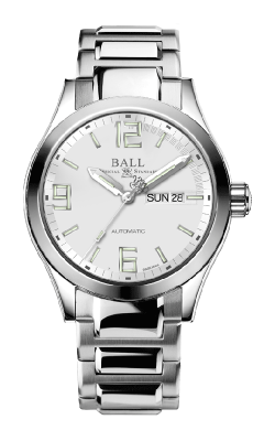 Ball Legend (43mm) NM9328C-S14A-SLGR