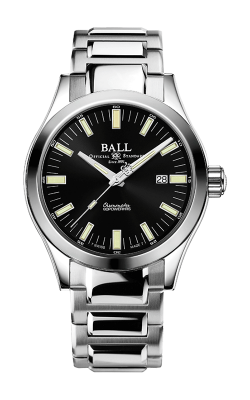 Ball Marvelight (43mm) NM2128C-S1C-BK