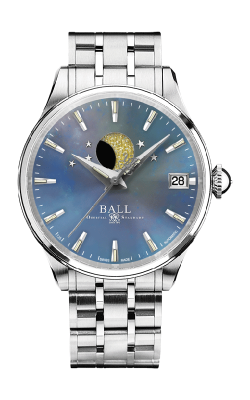 Ball Moon Phase Ladies NL3082D-SJ-BE