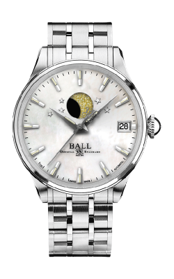 Ball Moon Phase Ladies NL3082D-SJ-WH