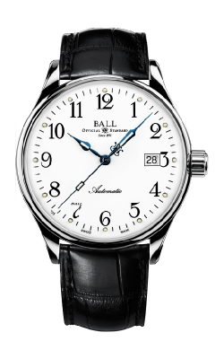 Ball Standard Time 135 Anniversary NM3288D-LLJ-WH