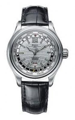 Ball Worldtime COSC Gm1020d-l1fcal-sl