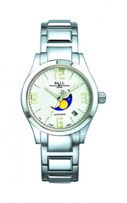 Ball Moon Phase Nm1082-saj-wh