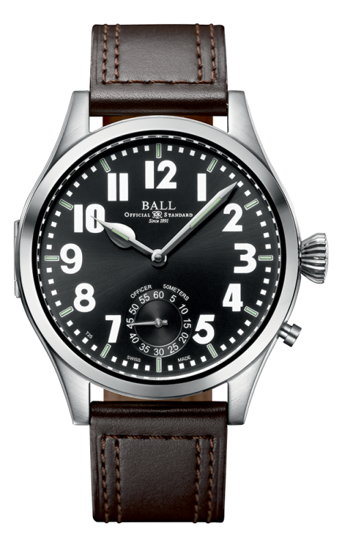 Ball Officer NM2038D-LJ-BKWH