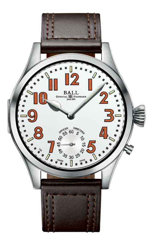 Ball Officer NM2038D-LJ-WH