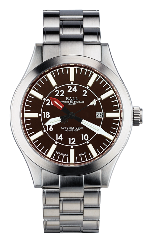 Ball Aviator GMT Gm1086c-sj-br