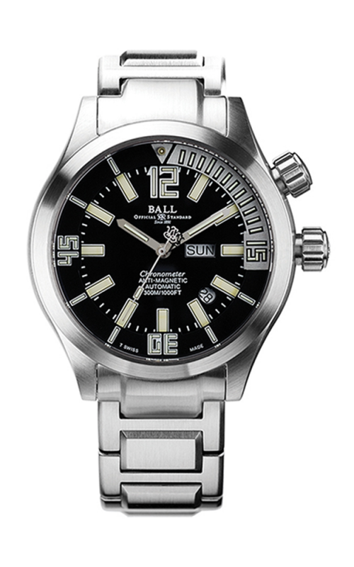 Ball Diver Chronometer Dm1022a-s1ca-bksl
