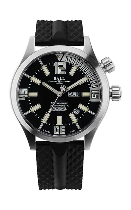 Ball Diver Chronometer Dm1022a-p1ca-bksl
