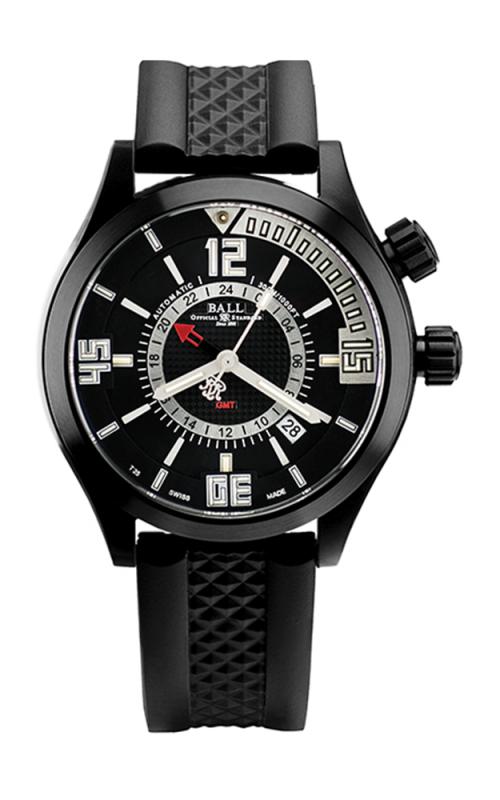 Ball Diver GMT DG1020A-PAJ-BKSL