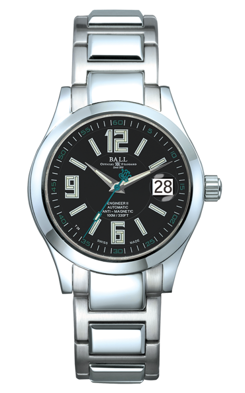 Ball Arabic 40 MM NM1020C-S4-BK