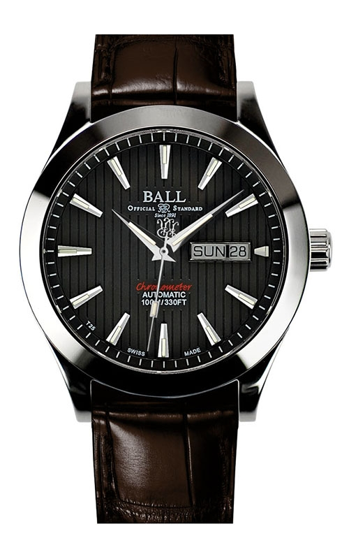 Ball Red Label Chronometer NM2026C-LCJ-BK