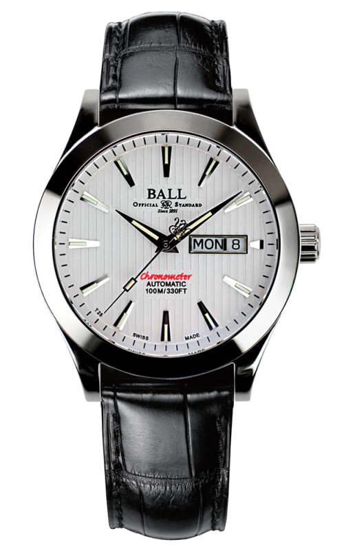 Ball Red Label Chronometer Nm2026c-lcj-wh