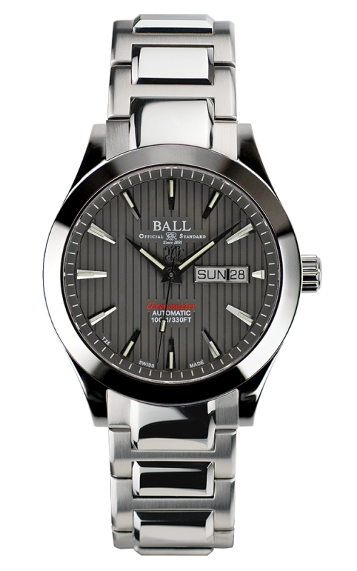 Ball Red Label Chronometer NM2026C-SCJ-GY