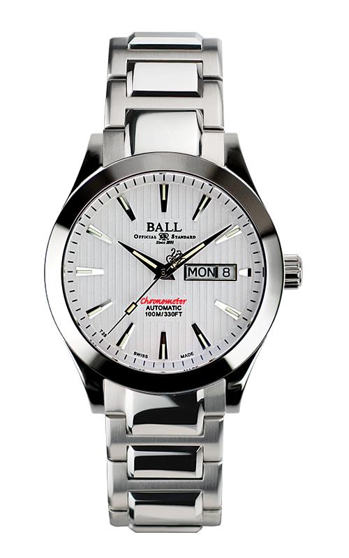 Ball Red Label Chronometer NM2026C-SCJ-WH