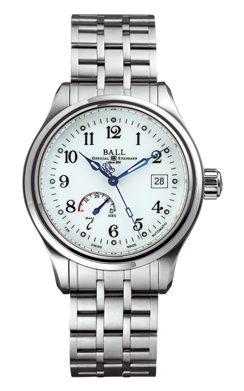 Ball Power Reserve NM1056D-S1J-WH